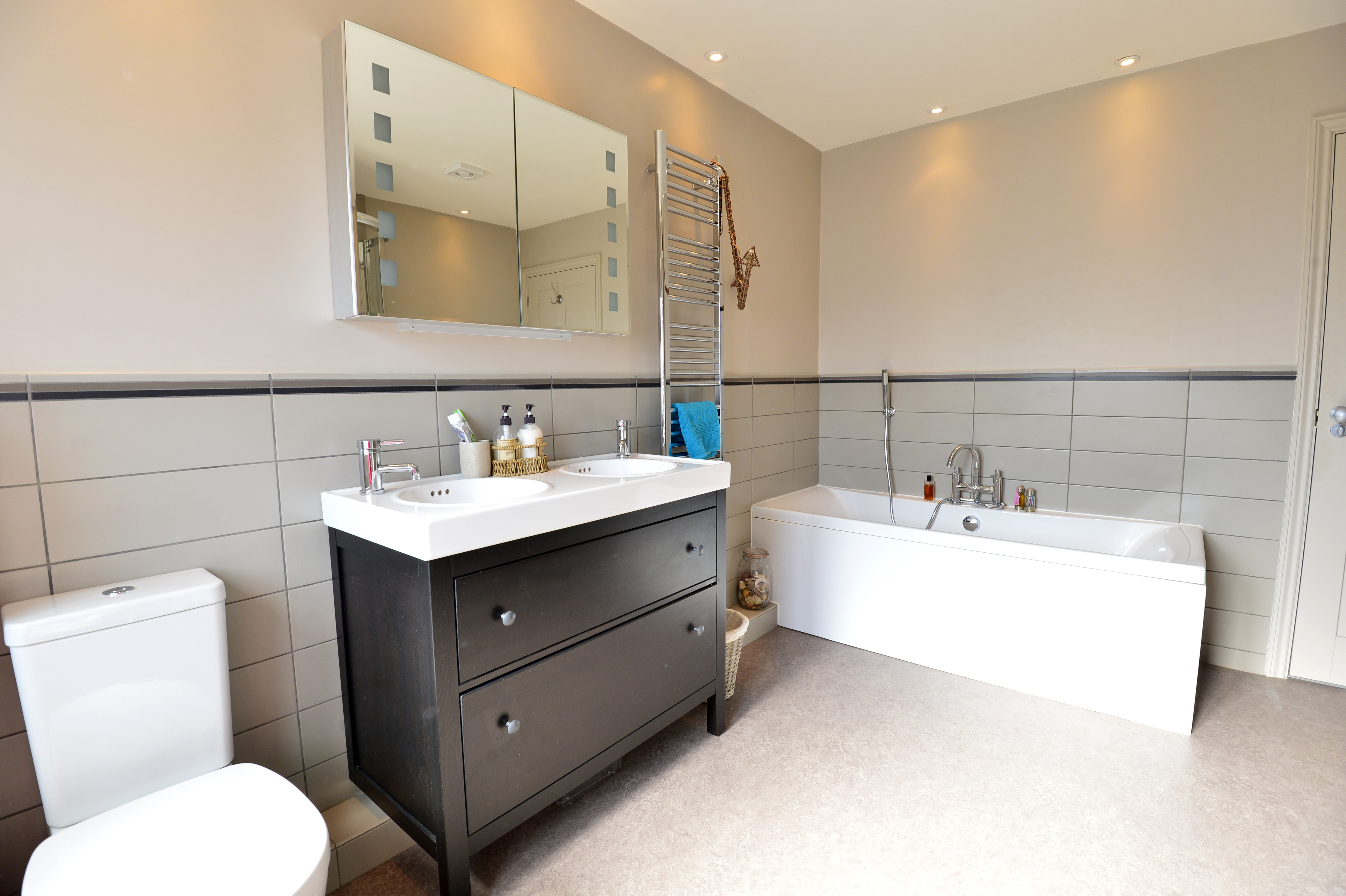 Bathroom Interior Design in Cublington, Buckinghamshire by Sarah Maidment Interiors, Berkhamsted, St. Albans, Hertfordshire