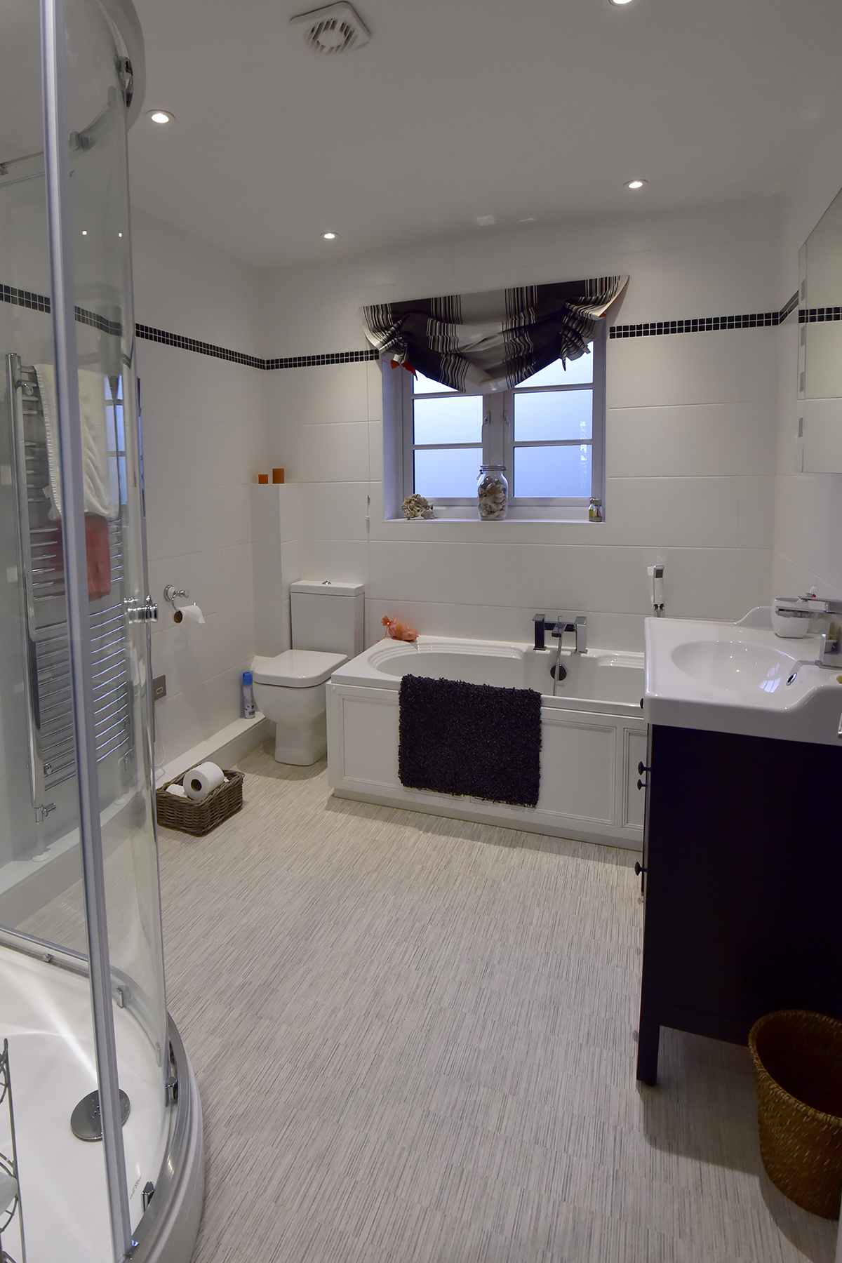 Bathroom Interior Design by Sarah Maidment Interiors, Berkhamsted, St. Albans, Hertfordshire