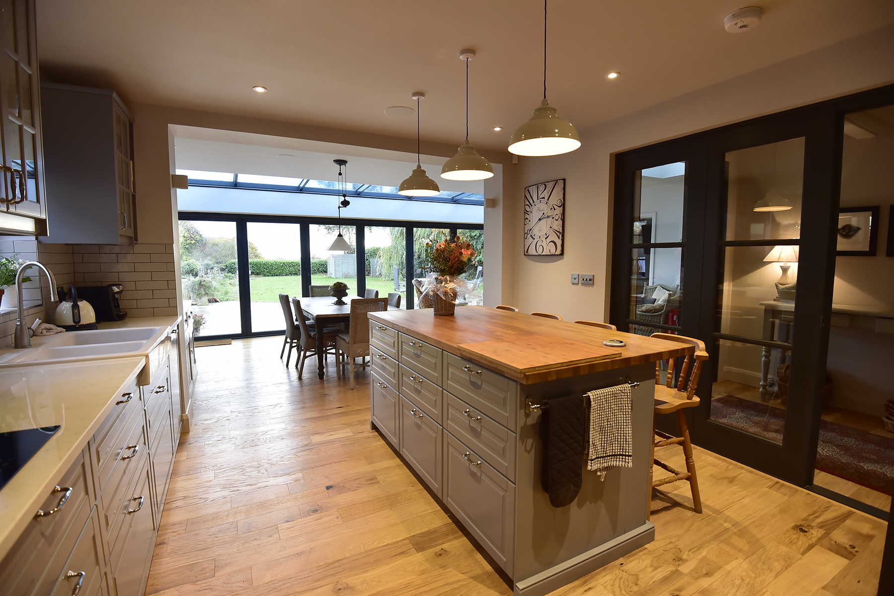 Kitchen Design Sarah Maidment Interiors, interior designer in Berkhamsted, St. Albans, Hertfordshire