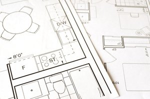 Floorplan created by Sarah Maidment, interior designer based in Berkhamsted, St. Albans, Herts
